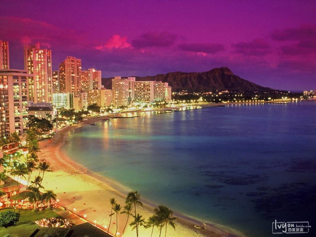 夏威夷欧胡岛高清壁纸图片